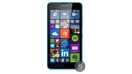 Screenshield Tempered Glass pro Microsoft Lumia 640 - MIC-TGL640-D