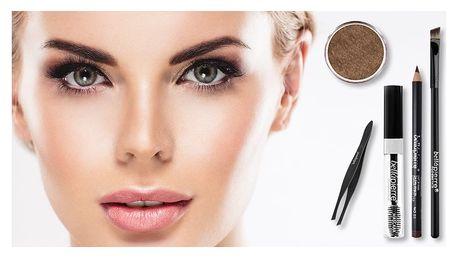 Bellápierre Kompletní kosmetická sada na oči a obočí