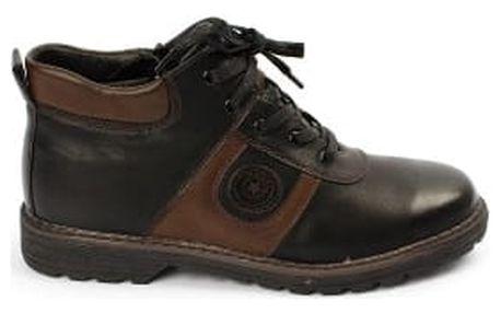 Zateplené pánské boty PAKALI