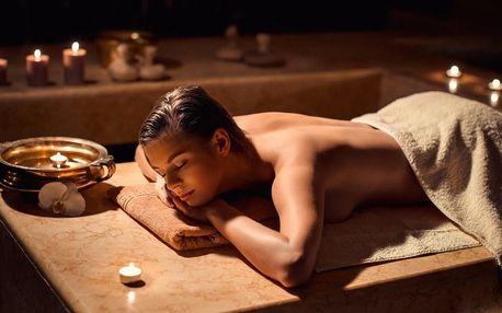 Thajská masáž a následná aroma lázeň nohou