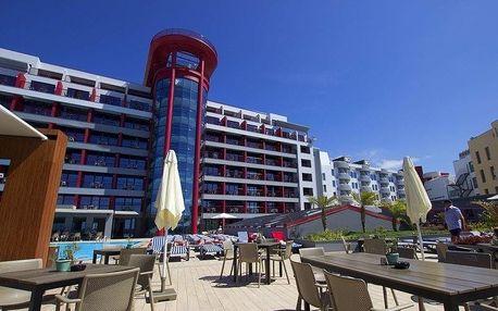 Madeira - Funchal na 11 dní, snídaně s dopravou letecky z Prahy