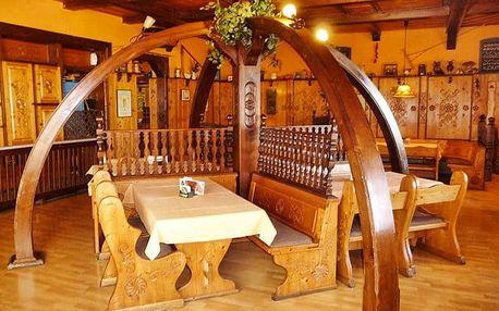 3 až 6denní pobyt pro 2 osoby s romantickou večeří v hotelu Praděd v Jeseníkách