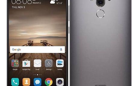 Mobilní telefon Huawei Mate 9 Dual SIM - Space Gray (SP-MATE9DSTOM) + Doprava zdarma
