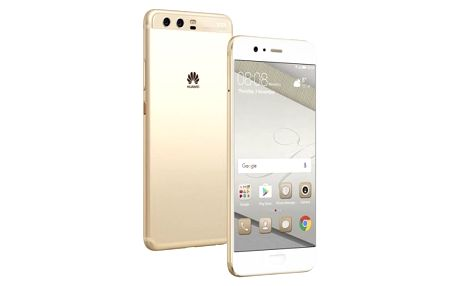 Mobilní telefon Huawei P10 Dual SIM (SP-P10DSGOM) zlatý