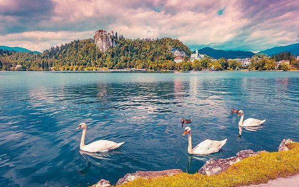 5denní zájezd pro 1 osobu s ubytováním a snídaněmi do Slovinska