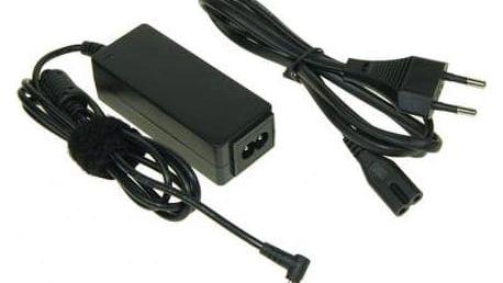 Univerzální nabíječka Avacom pro Asus EEE 1005/1008 series 19V 2,1A konektor 2,35mm x 0,8mm (ADAC-EE1-19V)