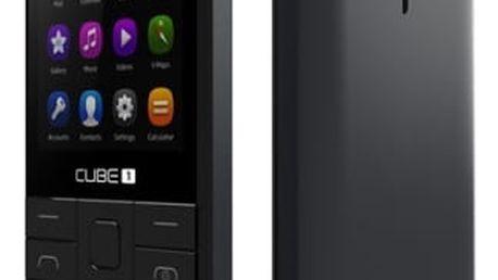 Mobilní telefon CUBE 1 F300 černý