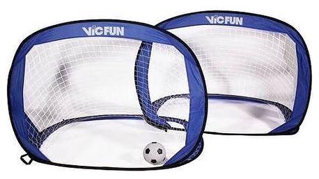 Fotbalová branka VicFun Pop Up goal set - rozkládací branky na fotbal + Doprava zdarma