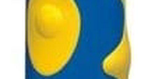 Zubní kartáček Oral-B D10K červený/modrý/žlutý + dárek Plyšová hračka ANGRY BIRDS v hodnotě 199 Kč