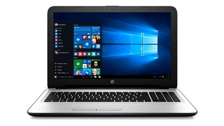 Notebook HP 15-ba067nc (X3L20EA#BCM) bílý + DOPRAVA ZDARMA