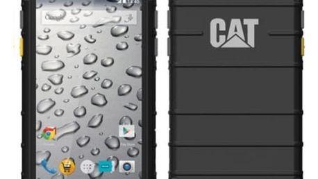 Mobilní telefon Caterpillar S30 DualSIM (CAT S30) černý