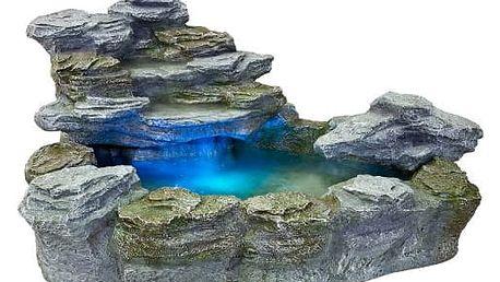 MAX 1288 Zahradní kašna - fontána s osvětlením