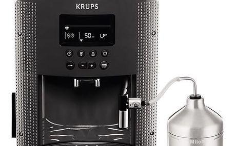 Espresso Krups EA816B70 šedé + DOPRAVA ZDARMA