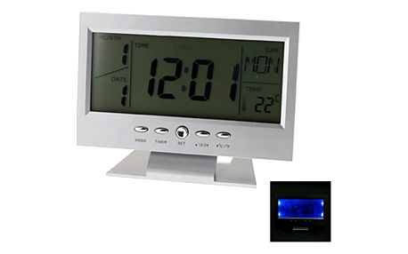 LCD digitální budík 8082!