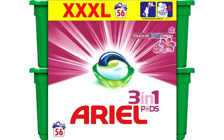 Ariel Touch of Lenor 64 praní
