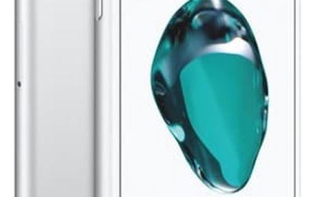 Mobilní telefon Apple iPhone 7 128 GB - Silver (MN932CN/A) + DOPRAVA ZDARMA
