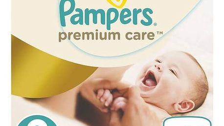 Plenky Pampers Premium Care Mini, vel. 2, 80 ks + Dny Marianne sleva 10%