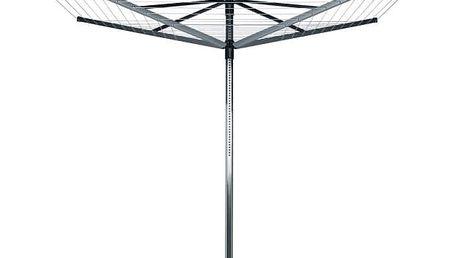 Sušák na prádlo Brabantia Lift-O-Matic 60m, kovový stojan