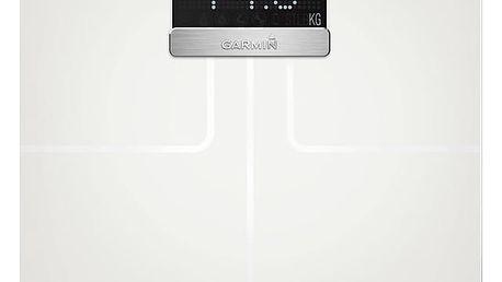 Osobní váha Garmin Index (010-01591-11) bílá + DOPRAVA ZDARMA