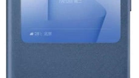 Pouzdro na mobil flipové Honor 8 Smart Cover (51991684) modré