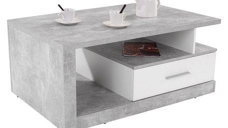 Konferenční stolek iguan, 110/45/67 cm
