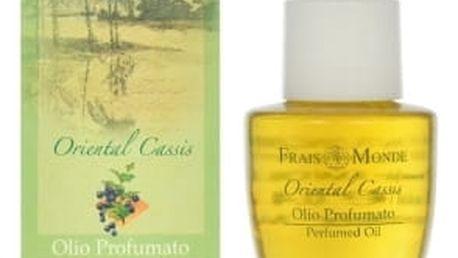 Frais Monde Oriental Cassis 12 ml parfémovaný olej pro ženy