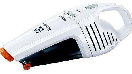 Akumulátorový vysavač Electrolux Rapido ZB5103W bílý