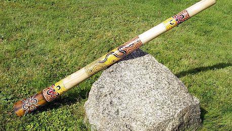 Garthen 489 Didgeridoo - 130 cm