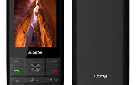 Aligator D920 Dual Black silver
