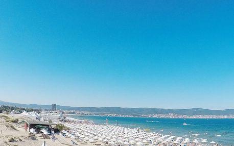 Last minute týdenní pobyt pro DVA u Černého moře na Slunečném pobřeží v Bulharsku přímo u Cacao beach od 5.900 Kč za celý apartmán