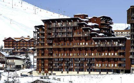 Francie - Alpe d´Huez na 9 dní, bez stravy s dopravou vlastní