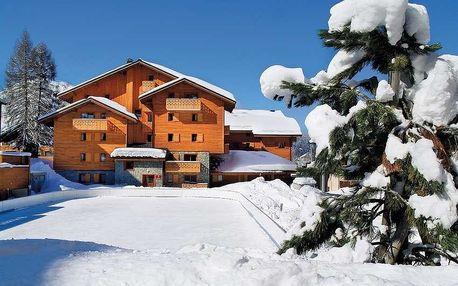 Francie - Francouzské Alpy na 7 až 9 dní, bez stravy s dopravou vlastní