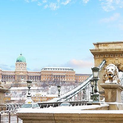 City Hotel Mátyás***, Ubytování v centru Budapešti nedaleko Alžbětina mostu – dítě do 11 let zdarma