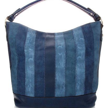 Modrá kabelka 171BL UNI