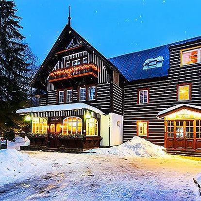 Hotel Tři Růže***, 3* komfort, relax a zábava v nejznámějším horském středisku