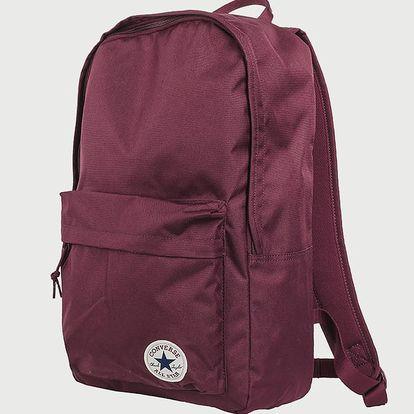 Batoh Converse Edc Poly Backpack Červená