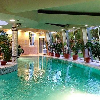 Residence Balaton Wellness Hotel****, Luxusní hotel s wellness a polopenzí přímo u Balatonu