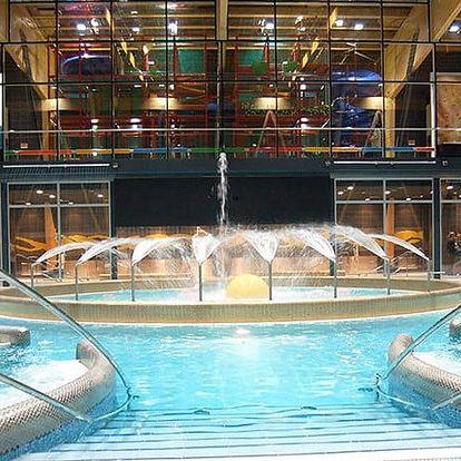 Hotel AquaCity Riverside***, Stylový a moderní 3* hotel přímo u akvaparku