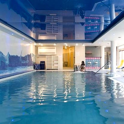 Penzion U Mlynárky***, Jedinečný lázeňský penzion s polopenzí a vlastním bazénem
