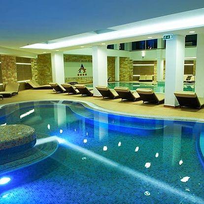 Hotel Atlantis****, 4* hotel s rozsáhlým wellness ve známých termálech