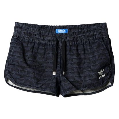 Kraťasy Adidas Track Denim Running Shorts rinse denim 28