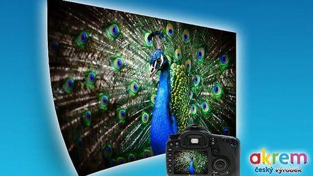 Maxi fotografie z vlastních fotek jako originální dekorace v různých rozměrech