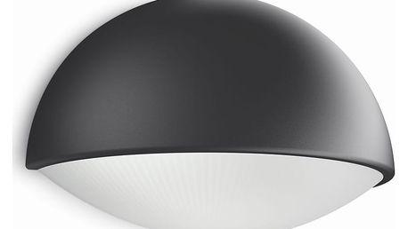 LED venkovní nástěnné svítidlo Philips DUST 16407/93/16 - antracit