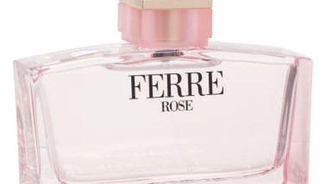 Gianfranco Ferré Ferré Rose 100 ml toaletní voda pro ženy