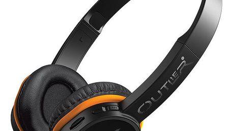 Creative Outlier, MP3 přehrávač, černá - 51EF0690AA006