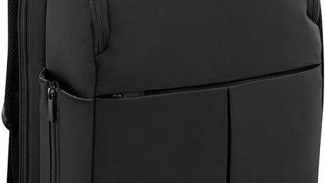"""WENGER RELOAD - 16"""" batoh na notebook a tablet, černý - 601070 + Stylový bezdrátový reproduktor Connect IT CI-823 v ceně 499,- Kč zdarma!"""
