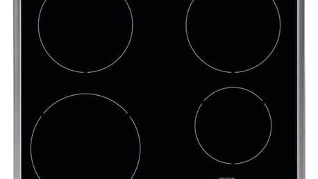 Indukční varná deska Electrolux EHH6540X8K černá
