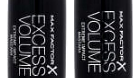 Max Factor Excess Volume 20 ml řasenka pro ženy Black