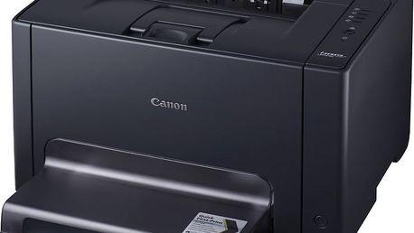 Canon i-SENSYS LBP7018C (černá) - 4896B004