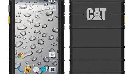 Mobilní telefon Caterpillar S30 DualSIM (CAT S30) černý Power Bank Caterpillar ACTIVE URBAN 10 000 mAh (zdarma) + Doprava zdarma